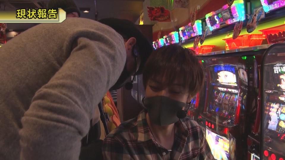 嵐・梅屋のスロッターズ☆ジャーニー #604